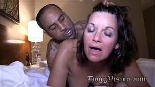 fifty year old swinger white wife gilf makes a porn movie scene