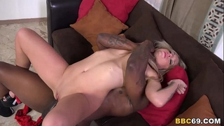 Madelyn monroe tries anal with dark shlong