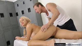 Kenzie supplicates for a load of her stepbrothers cum