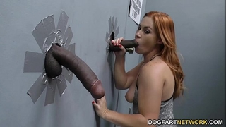 Edyn blair engulf and bonks 2 bbc at gloryhole