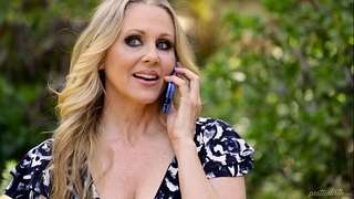 Julia ann's peculiar gift for her step daughter