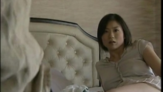 Busty japanese gal acquires fastened and fucked hard