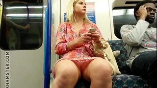 Hot legs upskirt