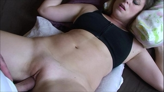 Stepbrother cums concerning my assembly room - erin electra