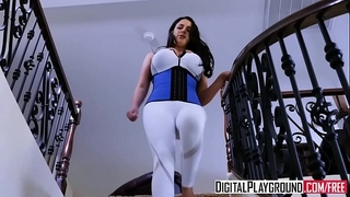 Xxx porn sheet - combined close by a boost close by (angela white, ramon nomar)