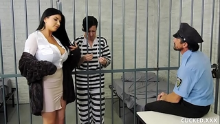 Romi rain has a pathetic spouse who acquires locked up