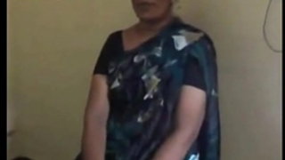 Indian desi teacher aunt stripping and engulfing jock of her co-worker mms - indian sex videos