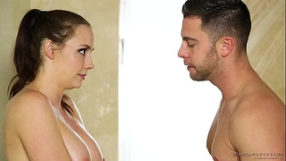 Anal nuru massage with chanel preston