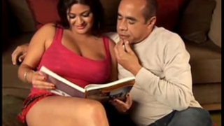 Beautiful large mambos honey mimi can't live without the smack of cum